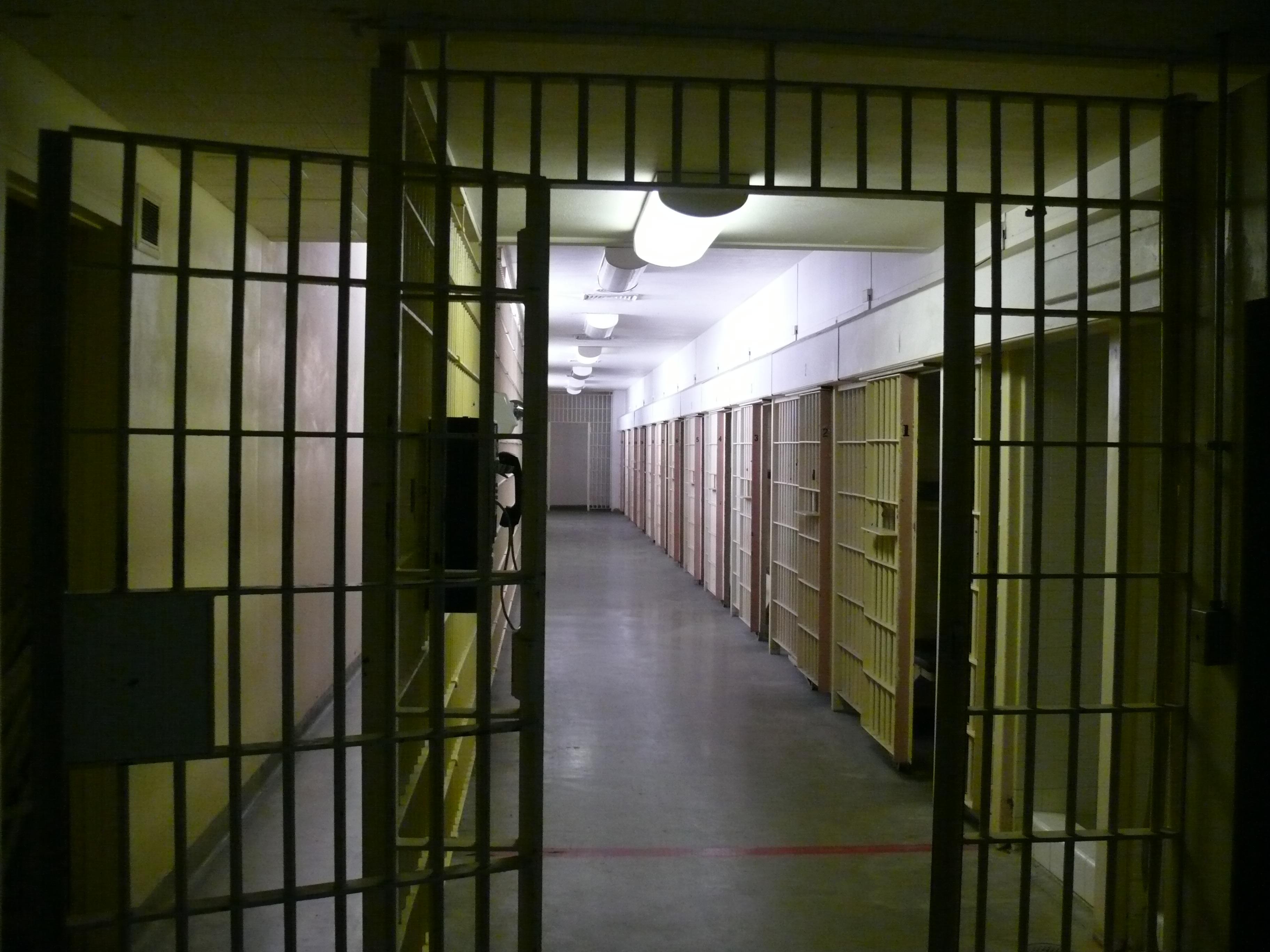 Women's Prison Jail Cell