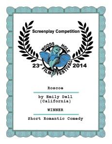 WHFF2014_Screenwriter_Certificate_Roscoe_Ed