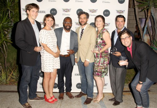 IVY Film Innovator Awards, Presented By Cadillac